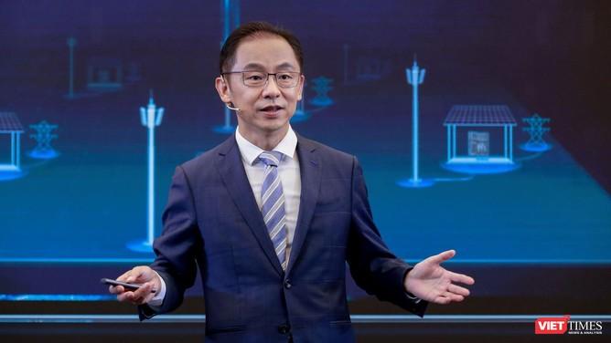 Huawei đặt mục tiêu phát triển mạng 5G xanh, cắt giảm lượng phát thải khí nhà kính