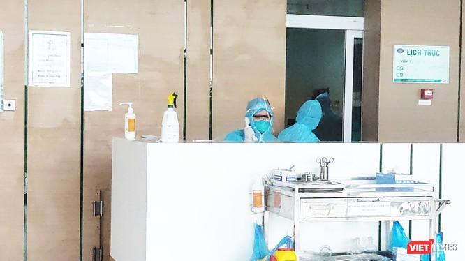 14 người dương tính với virus SARS-CoV-2 ở Bệnh viện Bệnh Nhiệt đới Trung ương chưa rõ nguồn lây