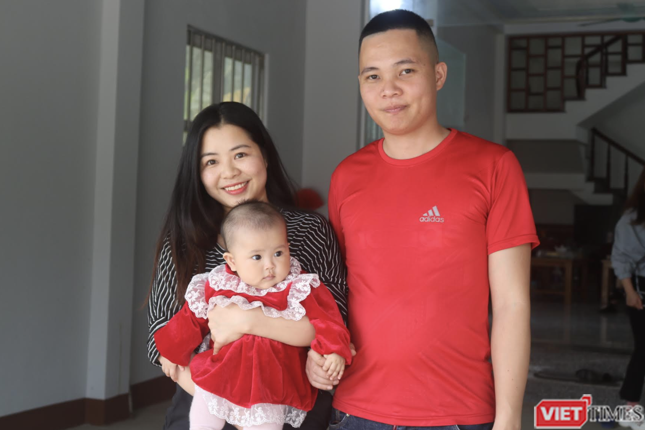 4 năm tìm con, đôi vợ chồng trẻ vỡ oà trong hạnh phúc khi thiên thần nhỏ chào đời khoẻ mạnh