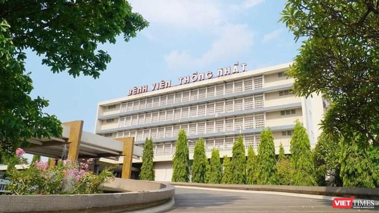 Không có việc hơn 31.000 người KCB BHYT phải lập tức rời khỏi BV Thống Nhất