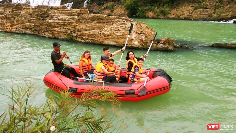 Du lịch cụm thác sông Sêrêpôk- trải nghiệm ngày Tết tuyệt thú trên Tây Nguyên