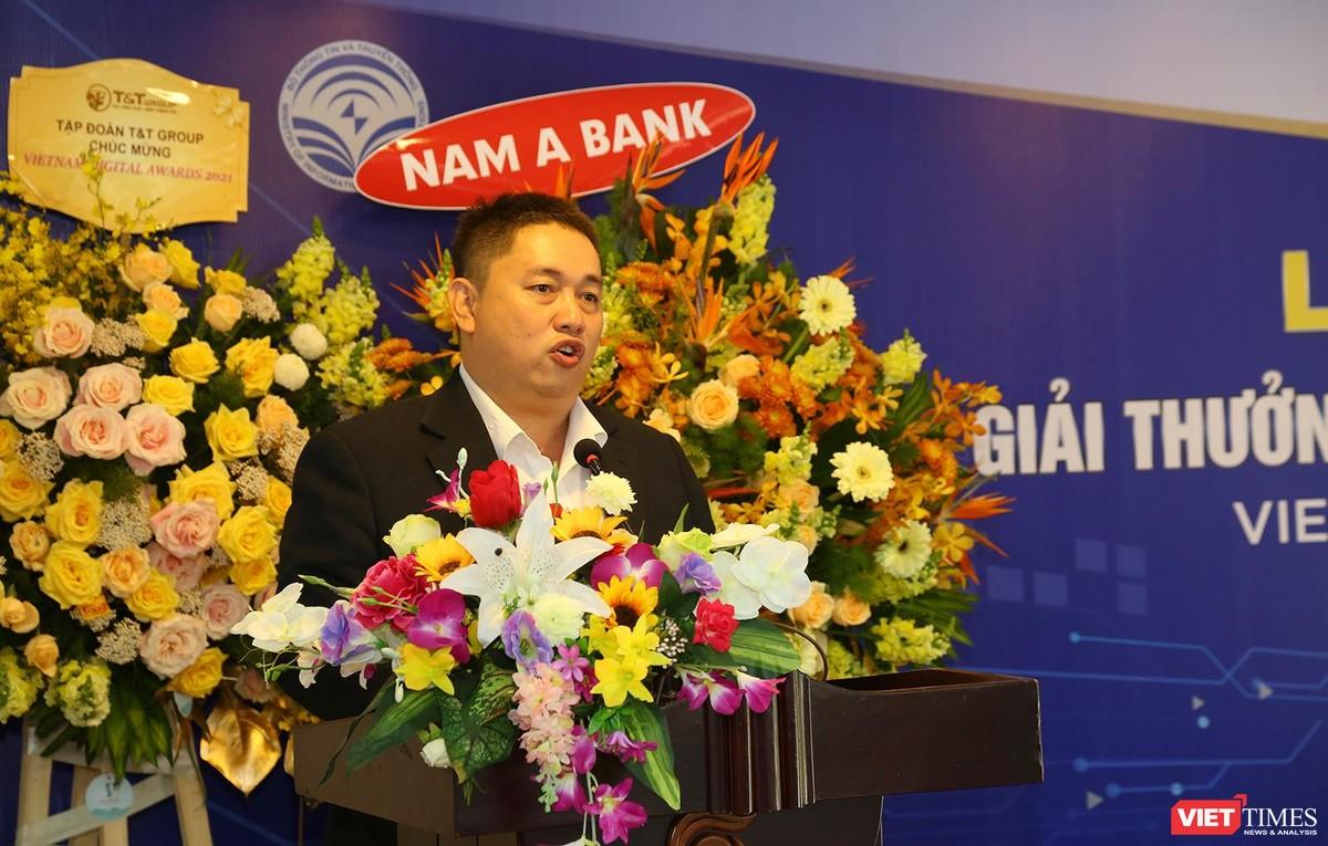 Chùm ảnh Lễ phát động Giải thưởng Chuyển đổi số Việt Nam năm 2021 tại Đà Nẵng ảnh 17