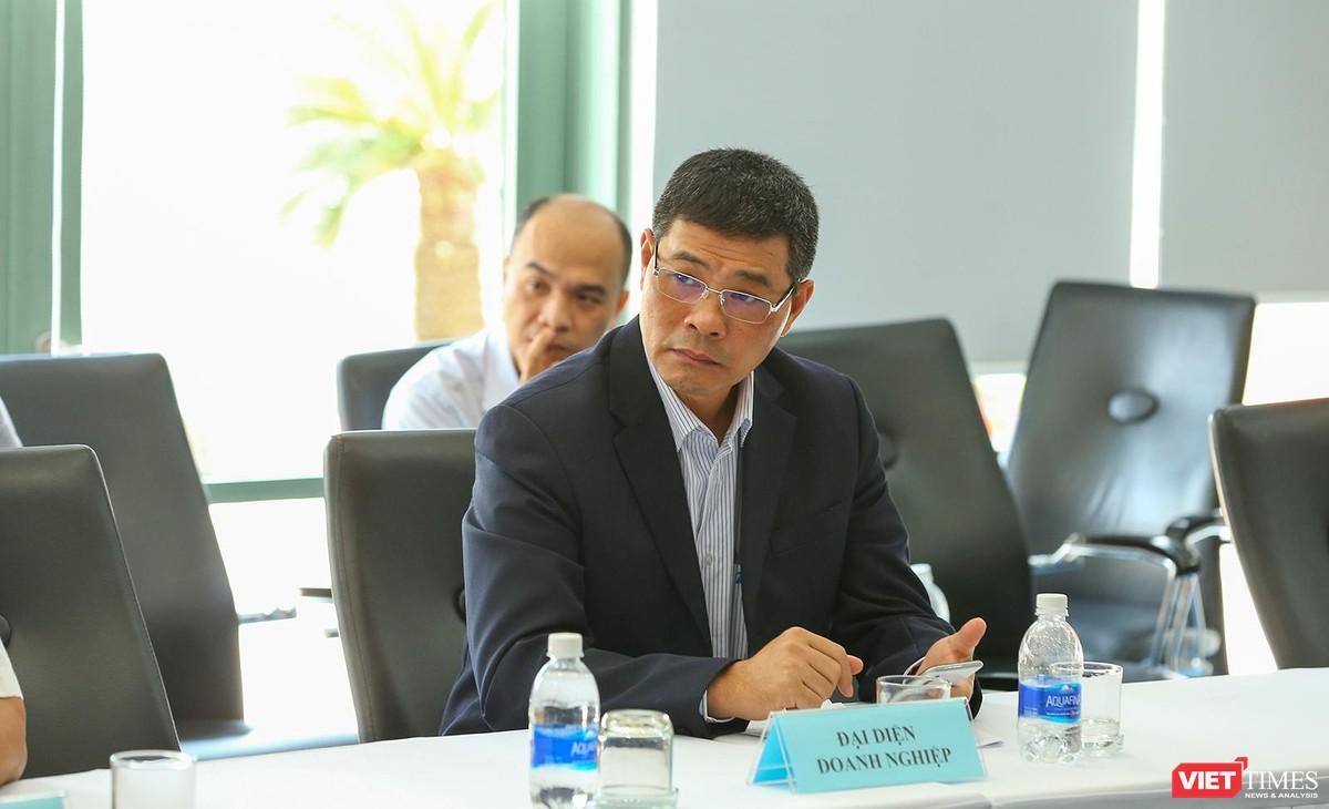 Chùm ảnh Lễ phát động Giải thưởng Chuyển đổi số Việt Nam năm 2021 tại Đà Nẵng ảnh 23