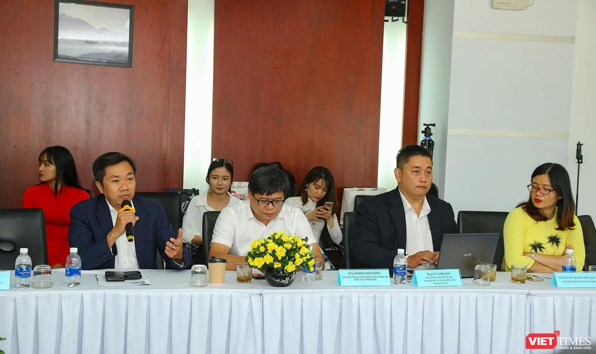 Chùm ảnh Lễ phát động Giải thưởng Chuyển đổi số Việt Nam năm 2021 tại Đà Nẵng ảnh 25