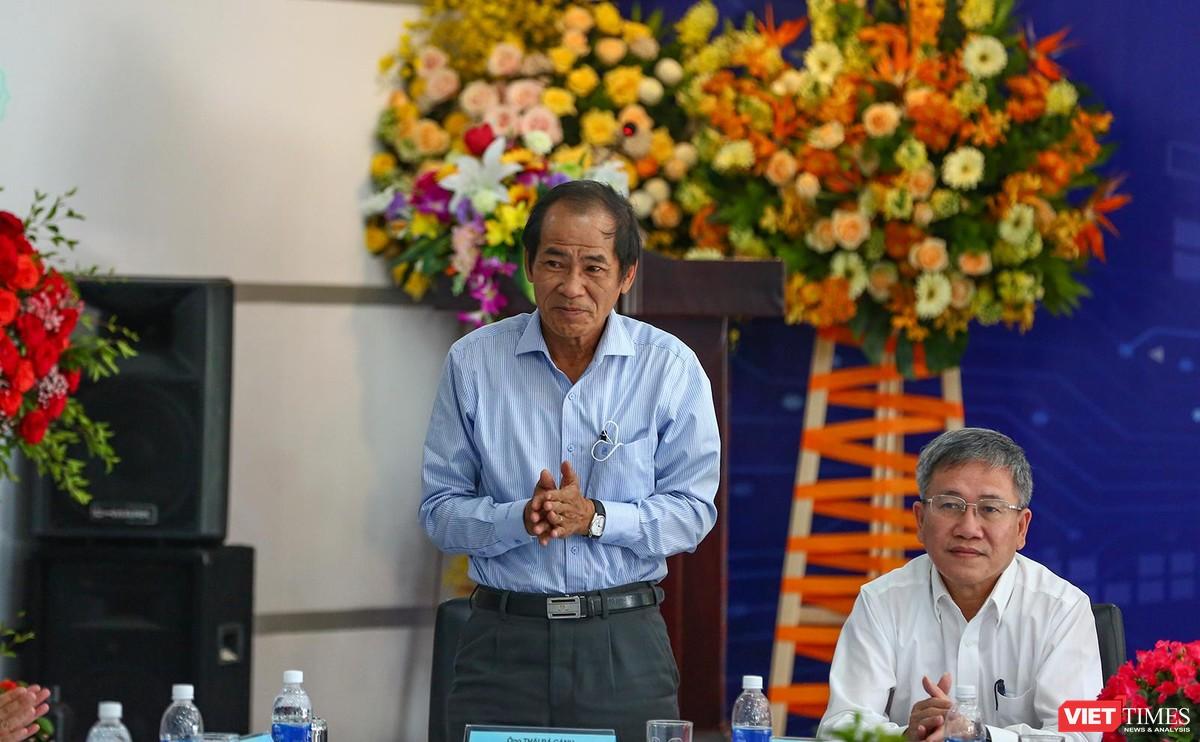 Chùm ảnh Lễ phát động Giải thưởng Chuyển đổi số Việt Nam năm 2021 tại Đà Nẵng ảnh 9