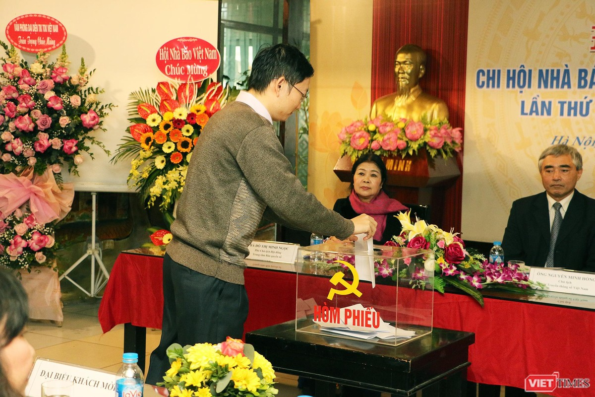 Chi hội Nhà báo Truyền thông số: Tạo năng lượng mới cho công cuộc chuyển đổi số ảnh 19