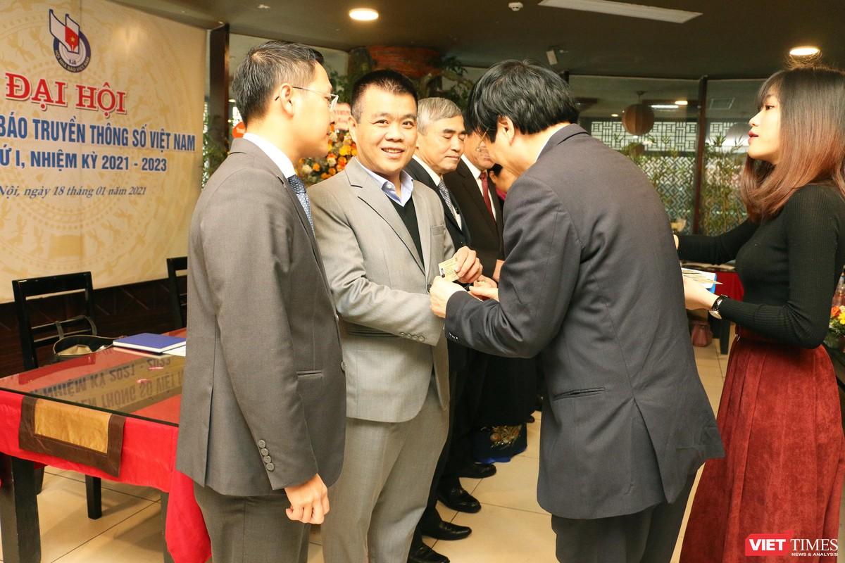 Chi hội Nhà báo Truyền thông số: Tạo năng lượng mới cho công cuộc chuyển đổi số ảnh 9