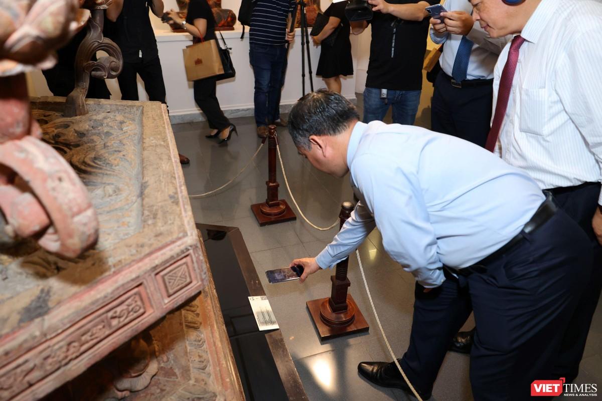 Chùm ảnh sự kiện ra mắt ứng dụng iMuseum VFA ảnh 14