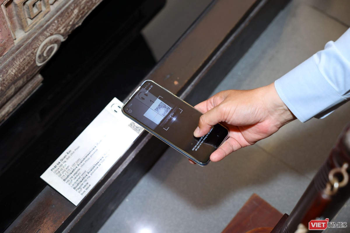 Chùm ảnh sự kiện ra mắt ứng dụng iMuseum VFA ảnh 18