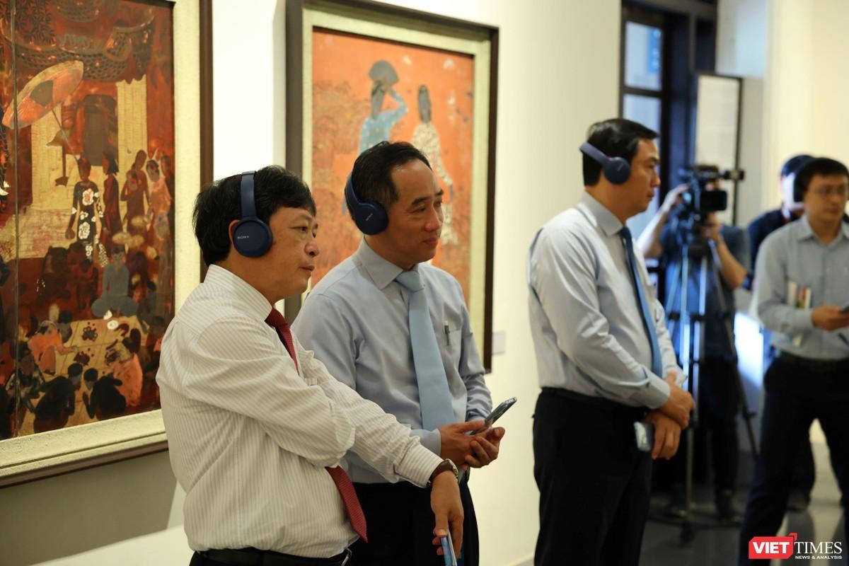 Chùm ảnh sự kiện ra mắt ứng dụng iMuseum VFA ảnh 24