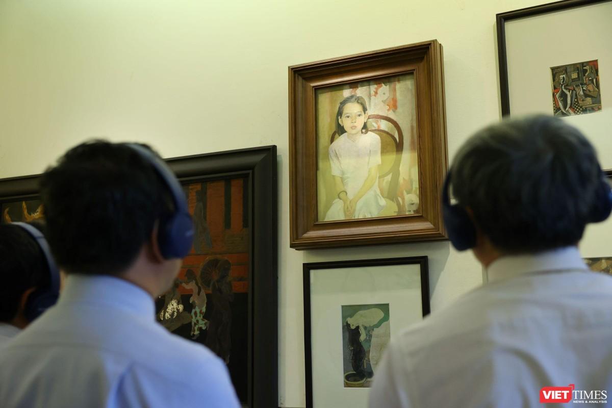 Chùm ảnh sự kiện ra mắt ứng dụng iMuseum VFA ảnh 29