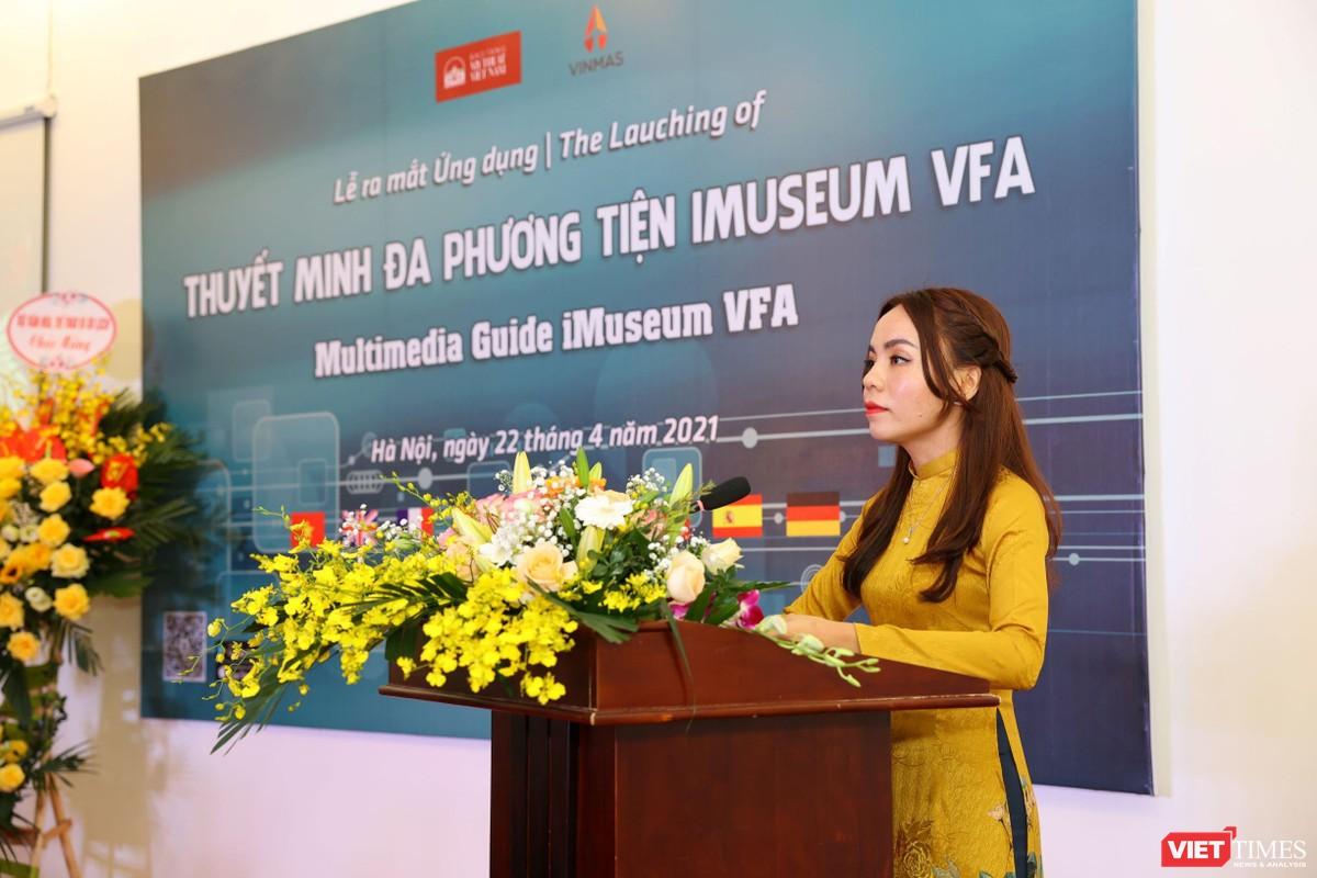 Chùm ảnh sự kiện ra mắt ứng dụng iMuseum VFA ảnh 7