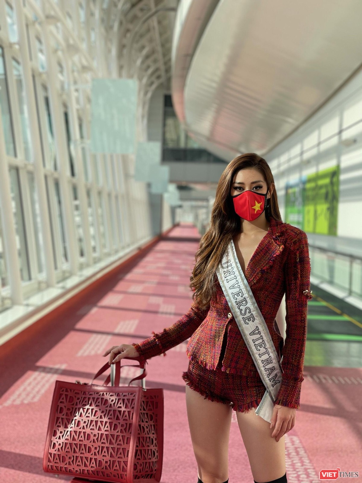 Hoa hậu Khánh Vân được dự báo vào top 21 Miss Universe ảnh 4