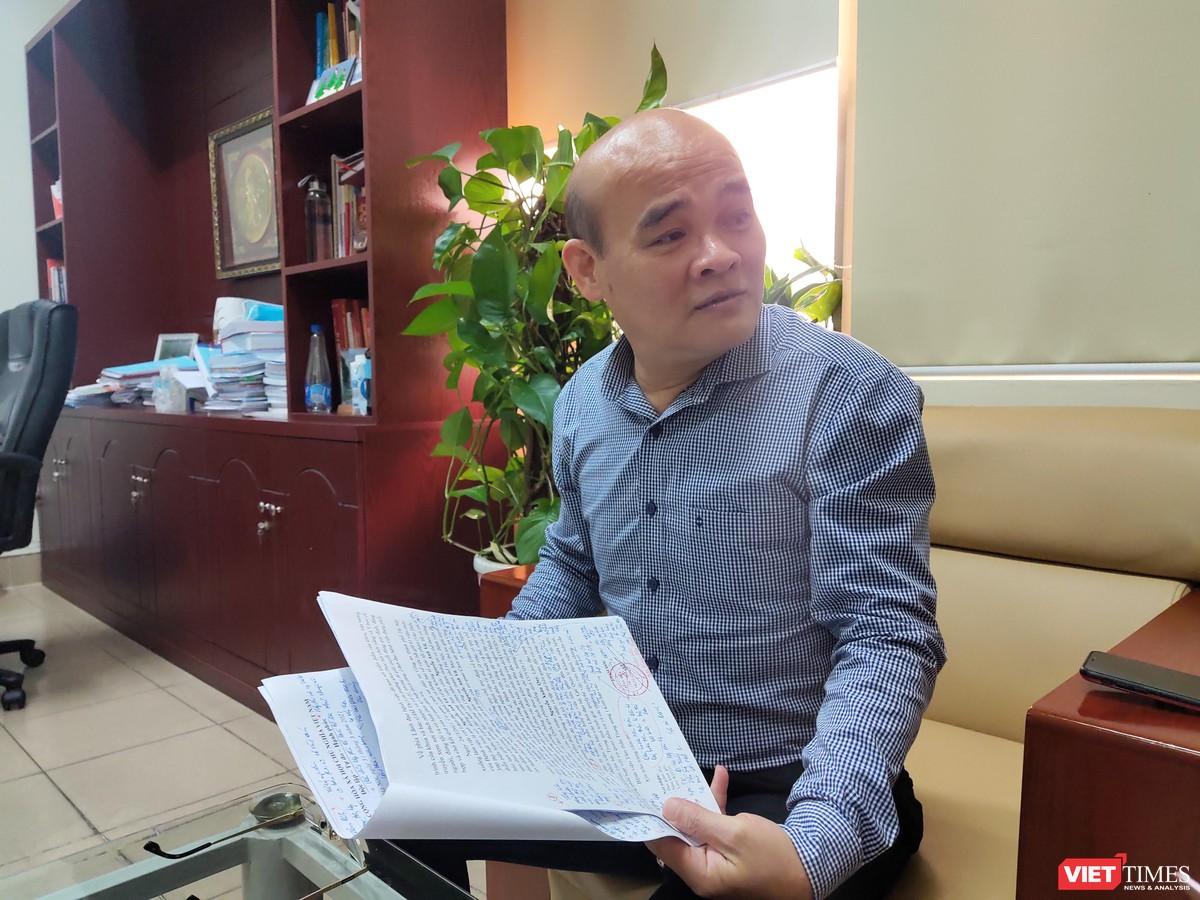 """TS. Nguyễn Huy Quang: Chìa khoá tự do ra vào khu điều trị chính là """"kẽ hở"""" tiếp tay cho tội phạm ảnh 4"""