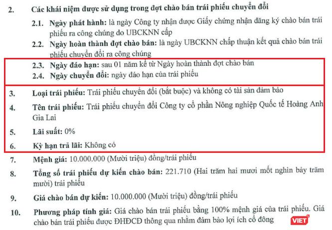 Thaco bất ngờ nhận phân phối hơn 2.200 tỷ đồng trái phiếu chuyển đổi của HNG ảnh 2