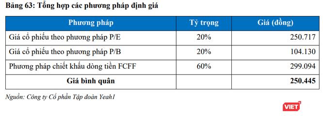 """Chưa có """"tham chiếu"""" trên TTCK Việt Nam: YEG và CRE được định giá như thế nào? ảnh 1"""