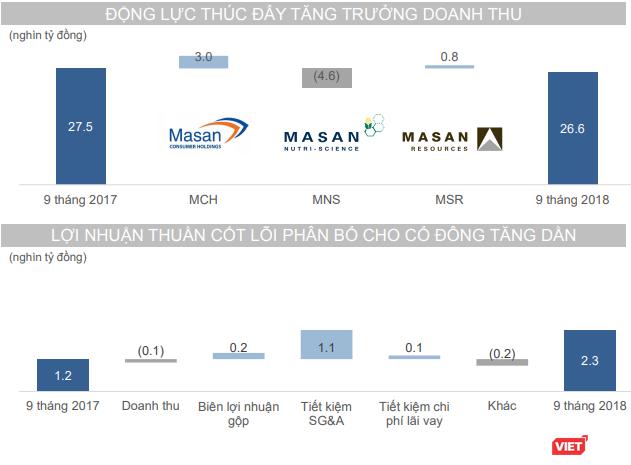 Masan Group: Tìm cách nâng xếp hạng tín nhiệm, mục tiêu tăng trưởng hai con số từ năm 2019 ảnh 1