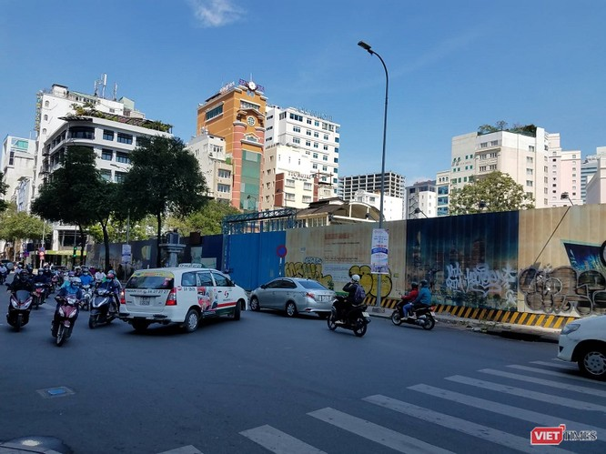 Lịch sử khu đất 2 – 4 – 6 Hai Bà Trưng: Từ Khách sạn 6 sao đến Sài Gòn Mê Linh Tower, nhưng vẫn là khu đất trống ảnh 2