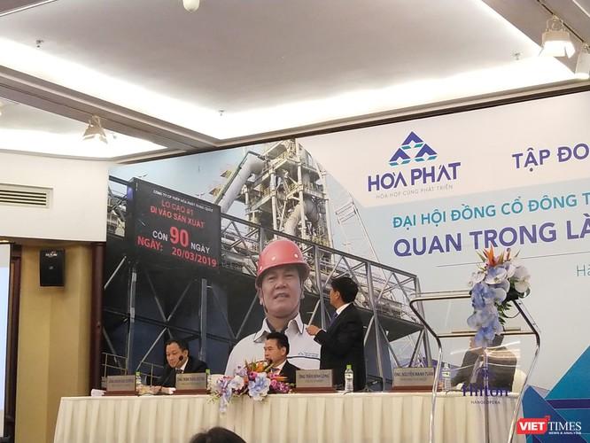 Ông Trần Đình Long: Chúng tôi bảo thủ có cơ sở! Tôi tin HPG vẫn là cổ phiếu tốt! ảnh 2