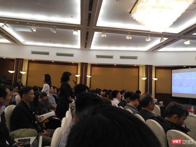 Ông Trần Đình Long: Chúng tôi bảo thủ có cơ sở! Tôi tin HPG vẫn là cổ phiếu tốt! ảnh 1
