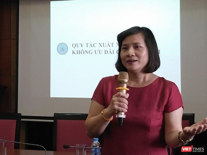 """Việt Nam vẫn chưa có khái niệm thế nào là """"Made in Vietnam""""! ảnh 1"""