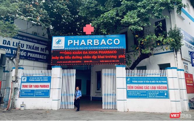 Điểm lại một số thương vụ trúng thầu thuốc bệnh viện của Pharbaco ảnh 1