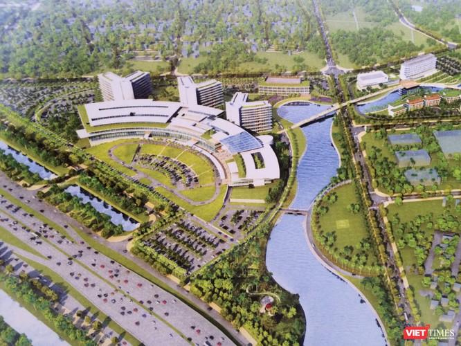 Động thổ tổ hợp y tế công nghệ cao TH Medical cạnh trục Nhật Tân - Nội Bài ảnh 1