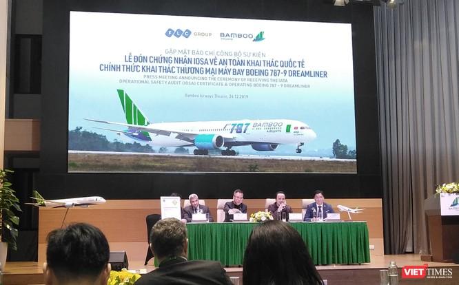 Tuyên bố đã có 12% thị phần, Bamboo Airways mơ về đội bay trăm chiếc và 30% thị phần hàng không ảnh 1