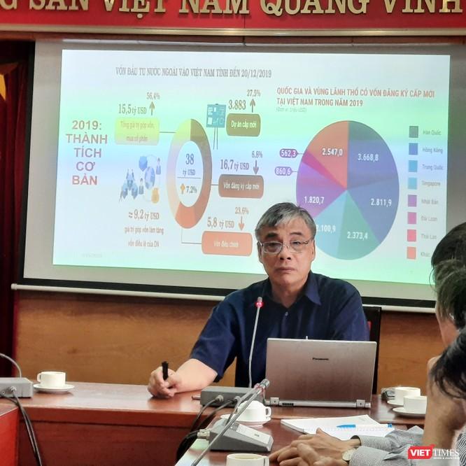 """Ts. Trần Đình Thiên: Dịch Covid-19 là cơ hội để """"thay máu"""" nền kinh tế ảnh 2"""