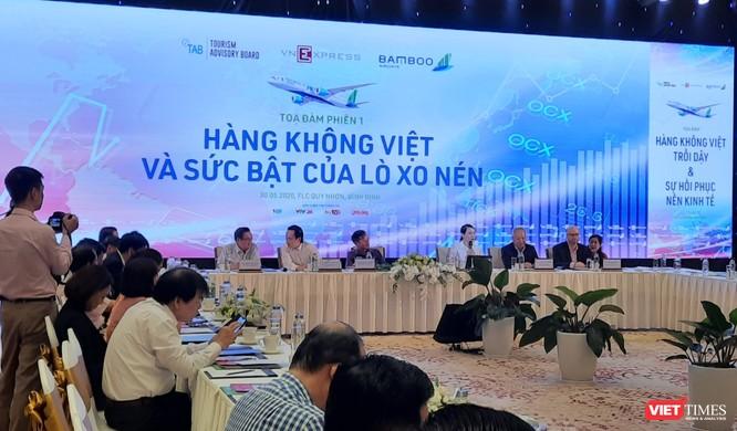 Ông Trịnh Văn Quyết: Chưa thể kết luận Bamboo Airways có lãi hay không năm 2020 ảnh 1