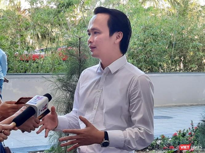 Ông Trịnh Văn Quyết: Chưa thể kết luận Bamboo Airways có lãi hay không năm 2020 ảnh 2