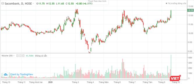 Thaco phủ nhận tin đồn mua cổ phần Sacombank ảnh 1