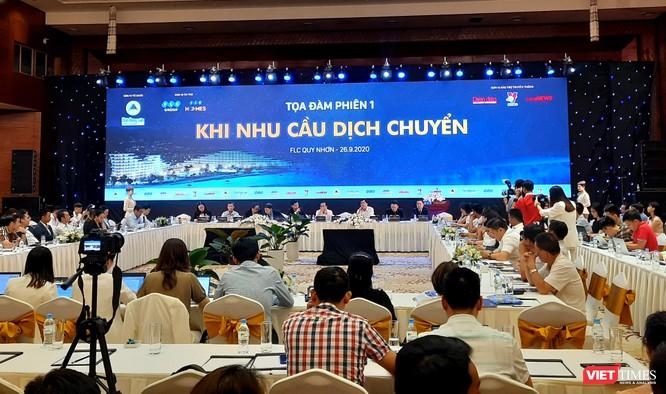 Ông Trịnh Văn Quyết: FLC muốn đầu tư lớn, lâu dài vào các thị trường mới ảnh 1
