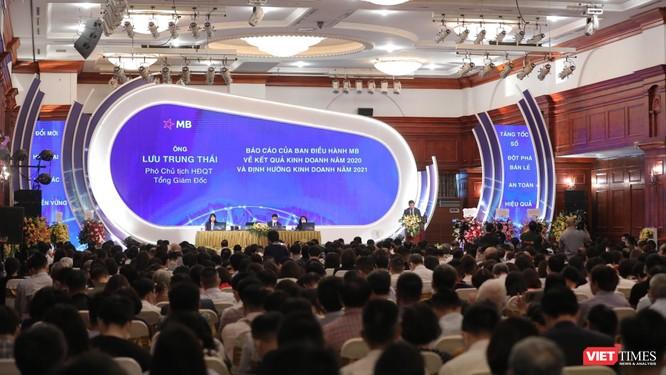 CEO Lưu Trung Thái: MB không thoái vốn tại công ty con, quy mô vốn có thể đạt 2 tỉ USD vào năm 2022 ảnh 1