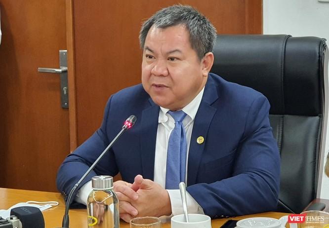 Hitachi mua 35,1% cổ phần nhà máy điện gió Trung Nam ảnh 1