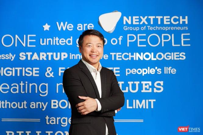 CEO NextTech Nguyễn Hòa Bình tố Fiin xào nấu sản phẩm của Vaymuon.vn
