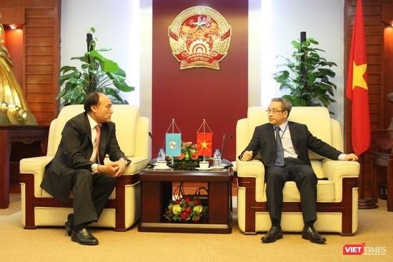 Việt Nam ủng hộ ông Zhao tái cử vị trí Tổng Thư ký ITU ảnh 1
