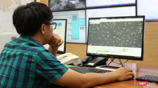 Hà Nội xử lý úng ngập qua hệ thống giám sát và phần mềm như thế nào? ảnh 5