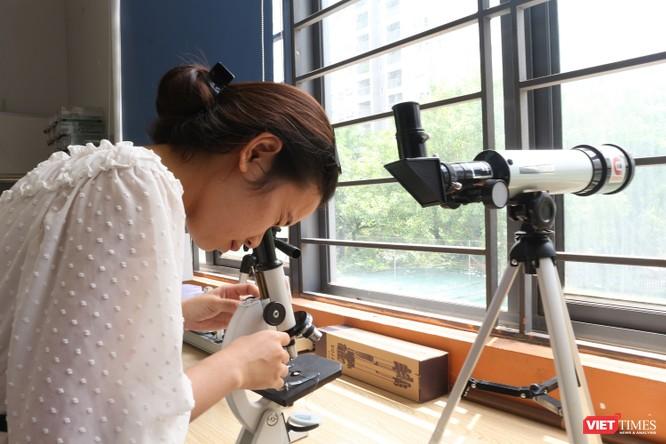 Thấy gì từ một trung tâm thí nghiệm vật lý dành cho học sinh ở Hà Nội? ảnh 5