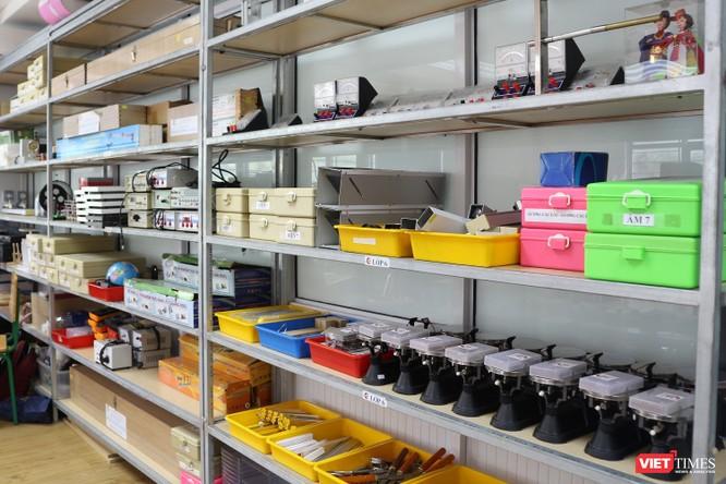 Thấy gì từ một trung tâm thí nghiệm vật lý dành cho học sinh ở Hà Nội? ảnh 6