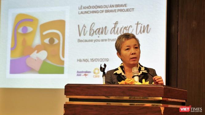 60% nạn nhân trong các vụ bạo hành tại Việt Nam chọn cách im lặng ảnh 1