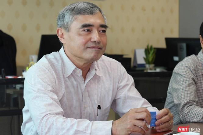 Hội Truyền thông số Việt Nam gặp gỡ đoàn công tác của Đại sứ quán Mỹ ảnh 1