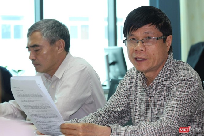 Hội Truyền thông số Việt Nam gặp gỡ đoàn công tác của Đại sứ quán Mỹ ảnh 2