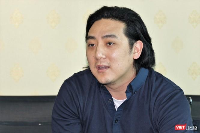 Hội Truyền thông số Việt Nam gặp gỡ đoàn công tác của Đại sứ quán Mỹ ảnh 5