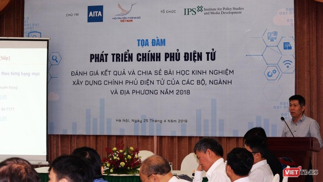 Thành phố nào đi đầu cả nước trong ứng dụng CNTT để giải quyết thủ tục hành chính công? ảnh 6