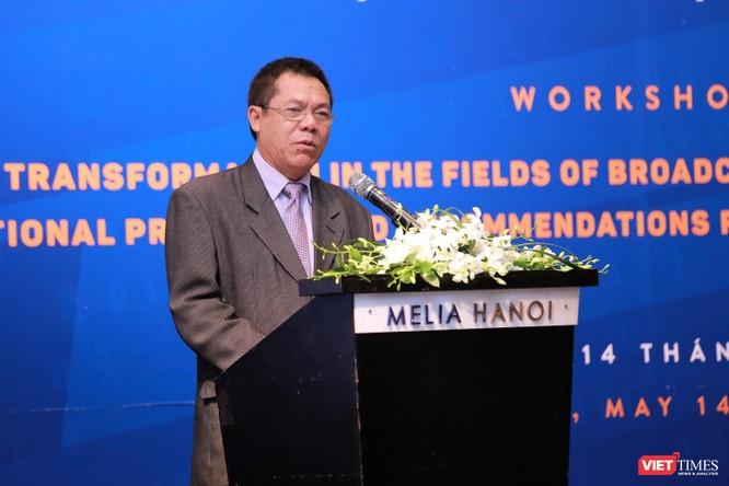 Còn nhiều bất cập trong quy định pháp luật hiện hành về truyền hình và dịch vụ nội dung số tại Việt Nam ảnh 1