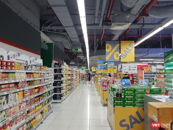 Trải nghiệm đi chợ thời 4.0 qua dịch vụ Scan&Go tại VinMart ảnh 2
