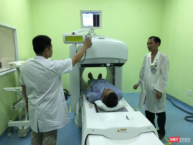 Bệnh viện K ứng dụng trí tuệ thông minh trong điều trị ung thư