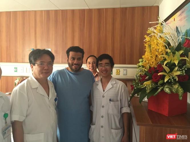 """Bài 2: Làm gì để """"giữ chân"""" bệnh nhân người nước ngoài? ảnh 2"""