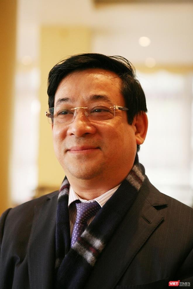 PGS.TS Lương Ngọc Khuê- Cục trưởng Cục quản lý Khám, chữa bệnh